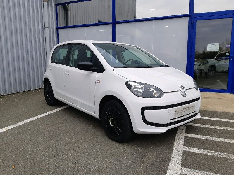 Volkswagen UP! 1.0 60CH MOVE UP! 5P Essence BLANC Occasion à vendre